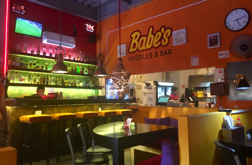 Babe's Noodles and Bar