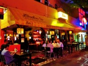 Babe's Noodles, bar, playa del carmen