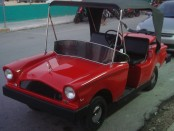 Little Car in Playa Del Carmen