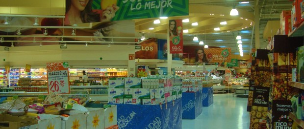 Mega, grocery store, shopping, food, playa del carmen