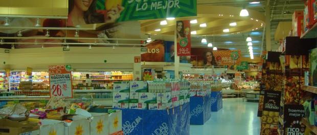 Mega, grocery store, shopping, food, playa del carmen
