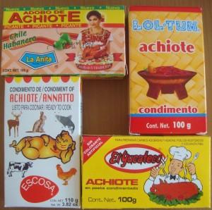 Mayan products