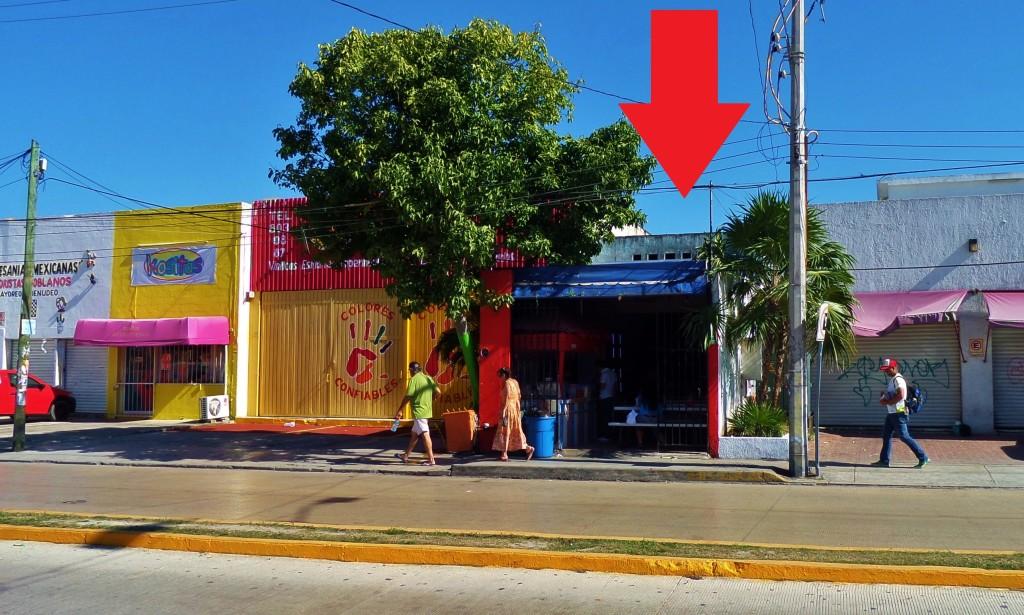 Salbute, Restaurant, Playa Del Carmen
