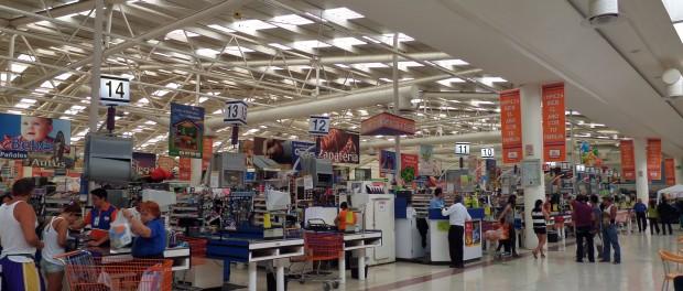 Playa Del Camrne grocery stores