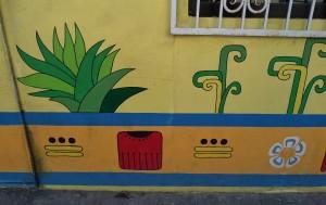 Mayan numbers, Playa Del Carmen