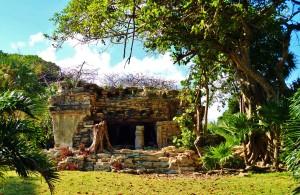 Mayan ruins playacar, Playa Del Carmen