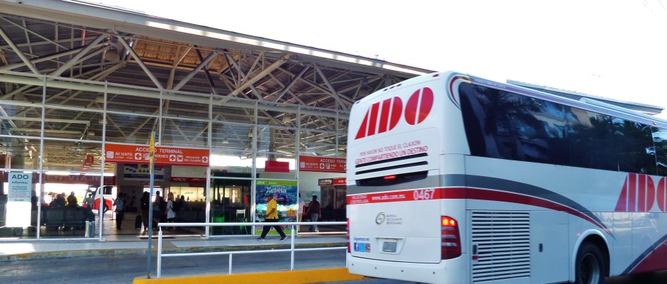 Ado Bus And Stations Guide In Playa Del Carmen Everything Playa