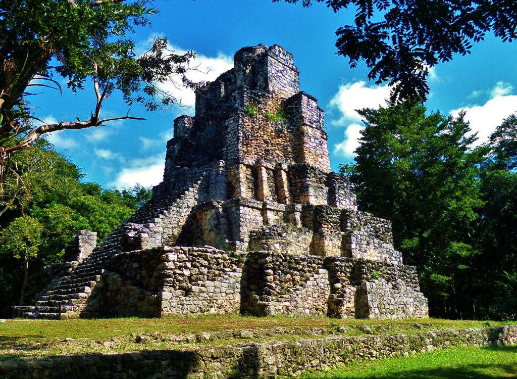 Muyil Ruins things to do in Playa Del Carmen Mexico