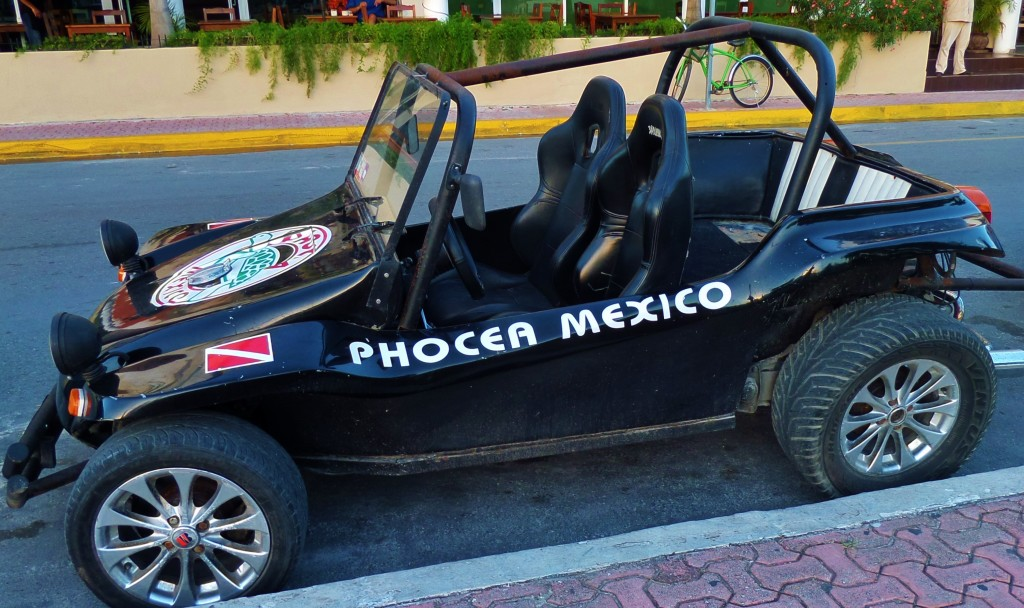 car, playa del carmen