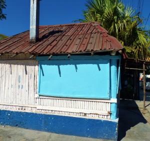 Mayan building Playa del Carmen