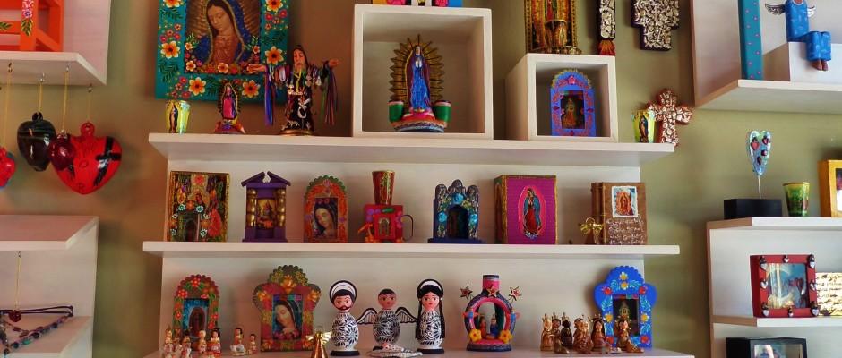 Corazon de Mexico gift shop in Playa Del Carmen