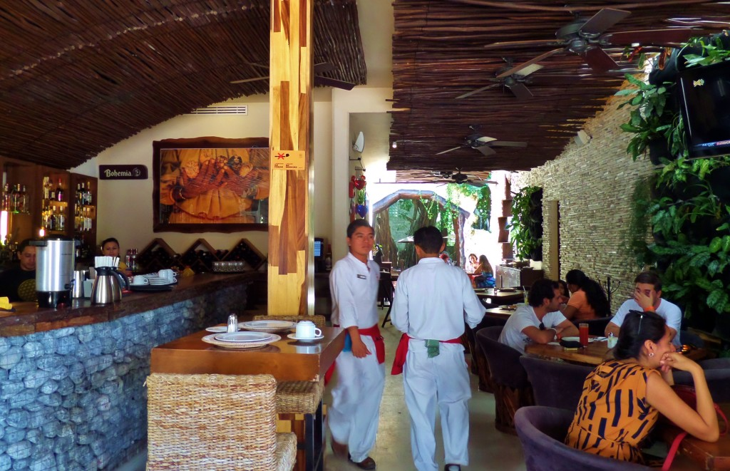 Aldea Corazon Restaurant in Playa Del Carmen