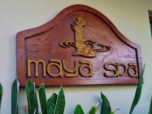Mayan spa