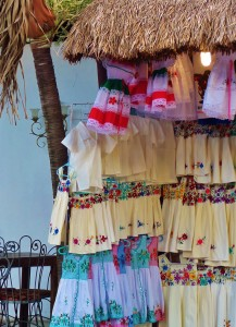 Mayan dresses Playa del carmen
