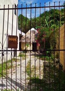 Mayan house Playa Del Carmen