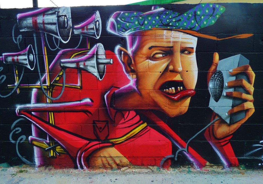 Street art, Playa del Carmen, graffiti