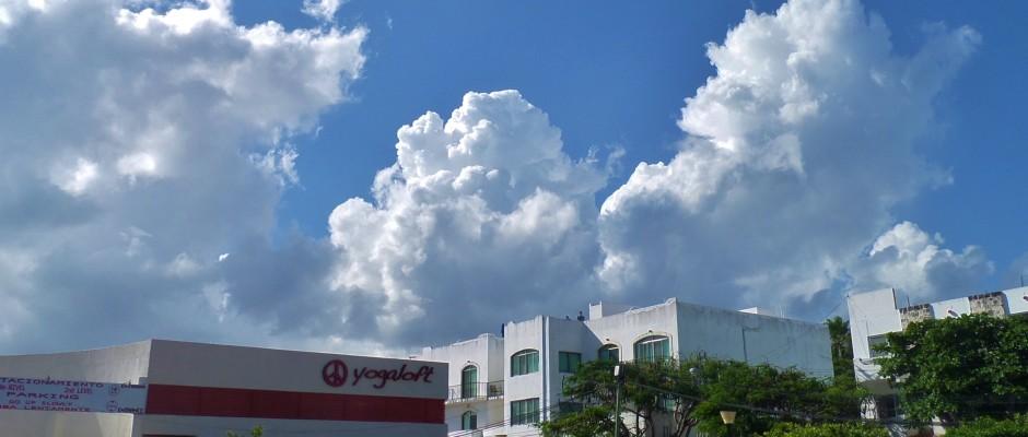 Clouds, Playa Del Carmen