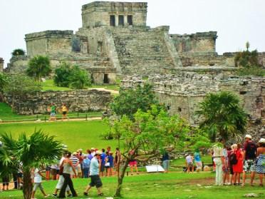 Tu;um Ruins Mexico