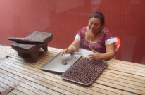 Valladolid, Yucatan Chocolate making