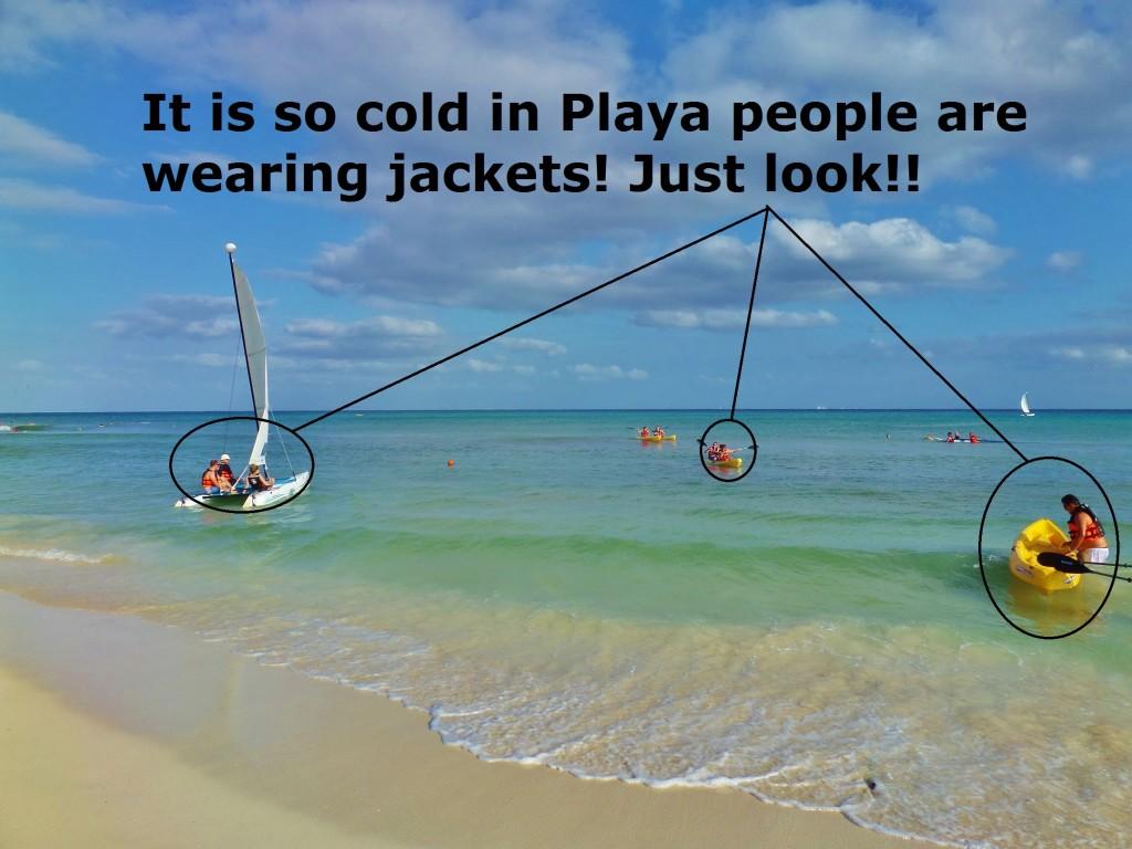 Funny picture Playa Del Carmen