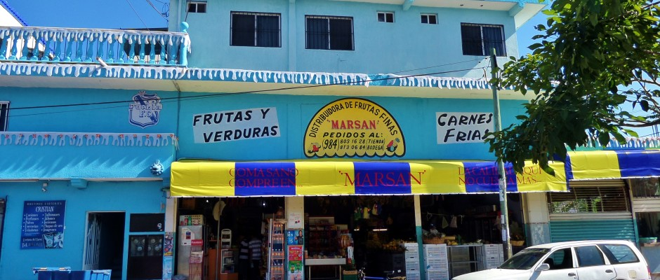 Food Markets Playa Del Carmen