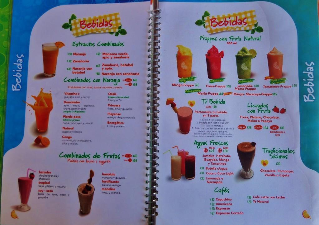 frutiyogurth Playa Del Carmen