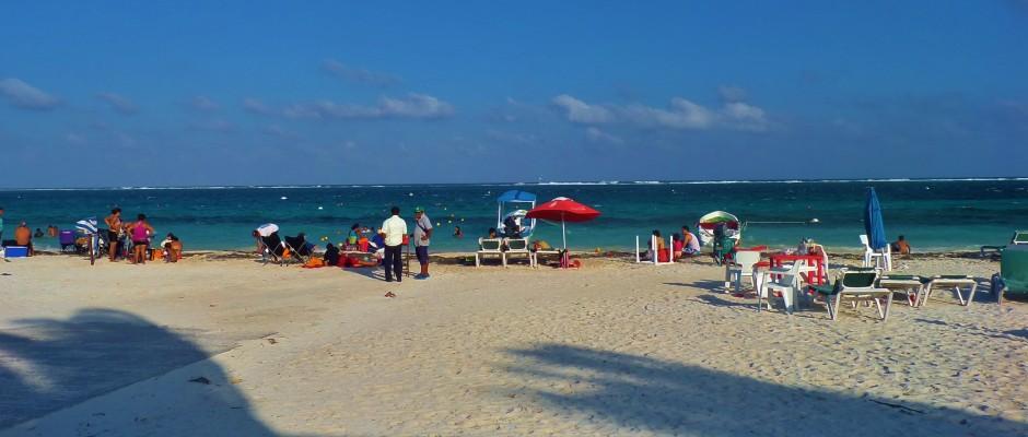 beaches near Playa Del Carmen