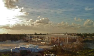 Playa Del Carmen construction Home depot