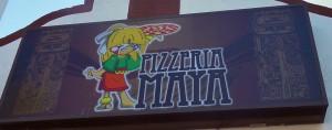 Sign in Playa Del Carmen