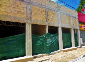 Construction in Playa Del Carmen