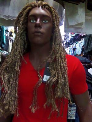 scary mannequin in Playa Del Carmen