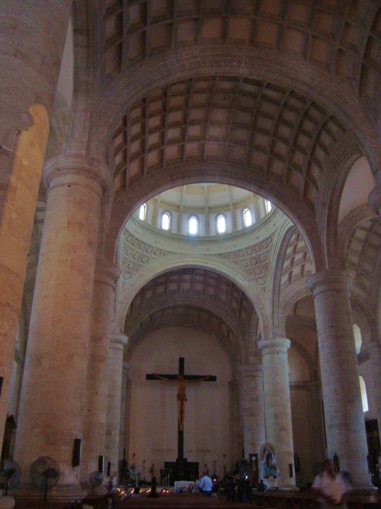 Old Churches of the Yucatan