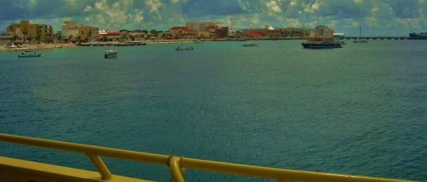 Ferry to Cozumel
