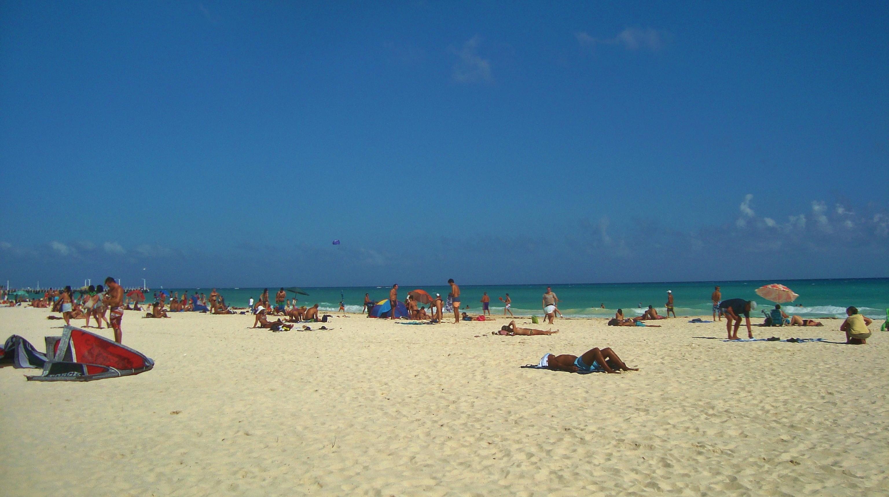 Playa Del Carmen Beach 2