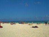 best beach in playa del carmen mexico
