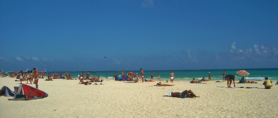 Best Beach In Playa Del Carmen Mexico