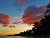Playa Del Carmen clouds