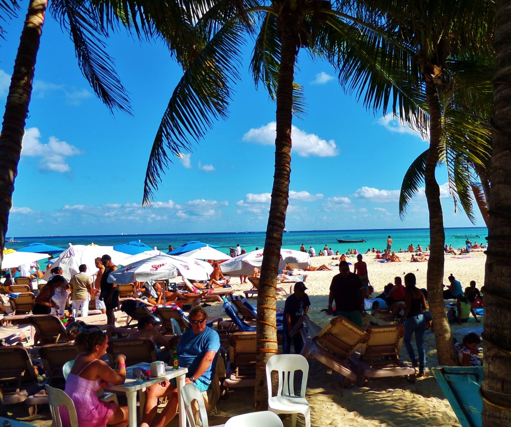 Best Beaches of Playa Del Carmen