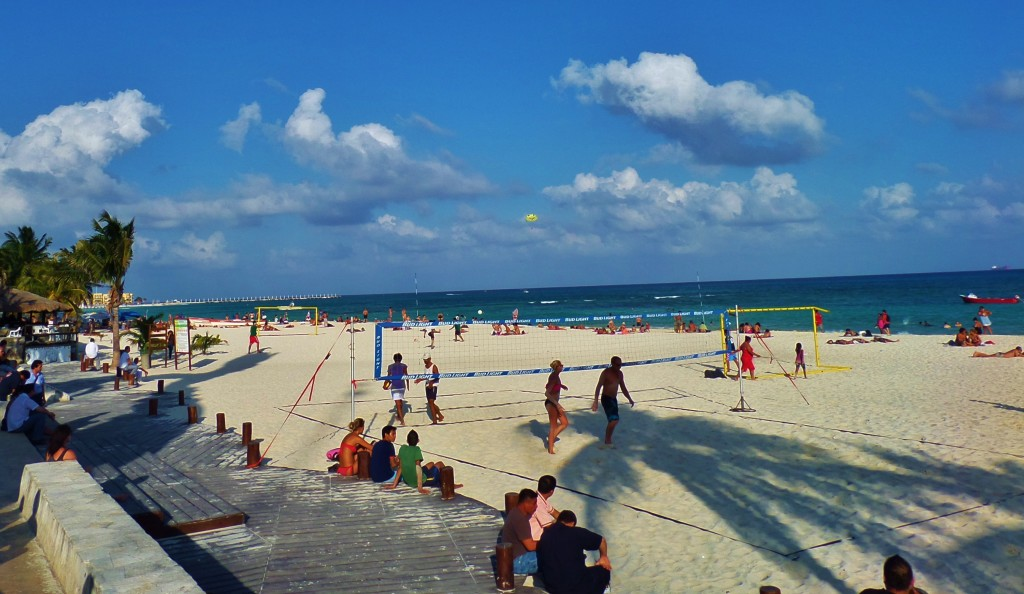 Best beaches of Playa Del Carmen. Playa Del Carmen Beach