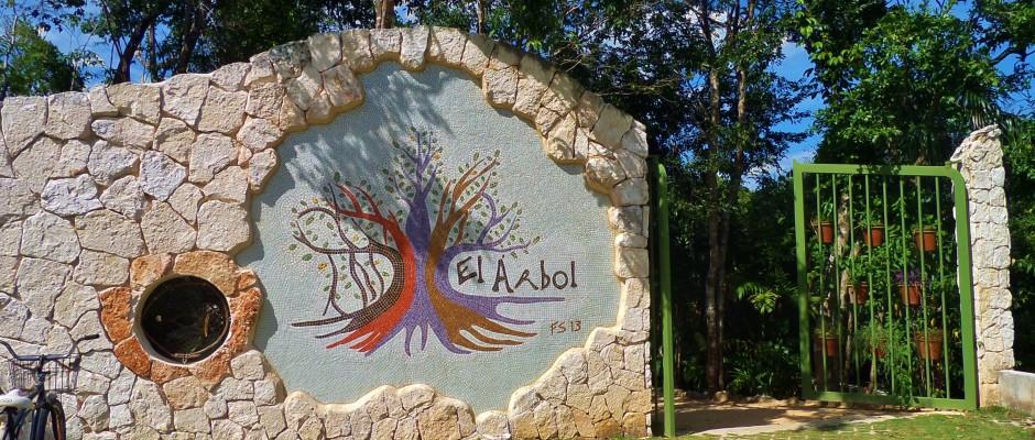 El Arbol Park, Parque, Playa Del Carmen, Playacar