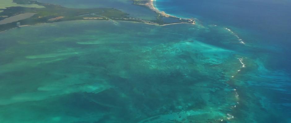 Cancun ocean