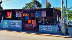 Roast chicken Restuarant in Playa Del Carmen