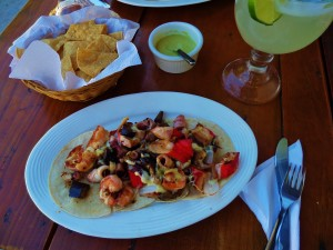 food, Playa Del Carmen