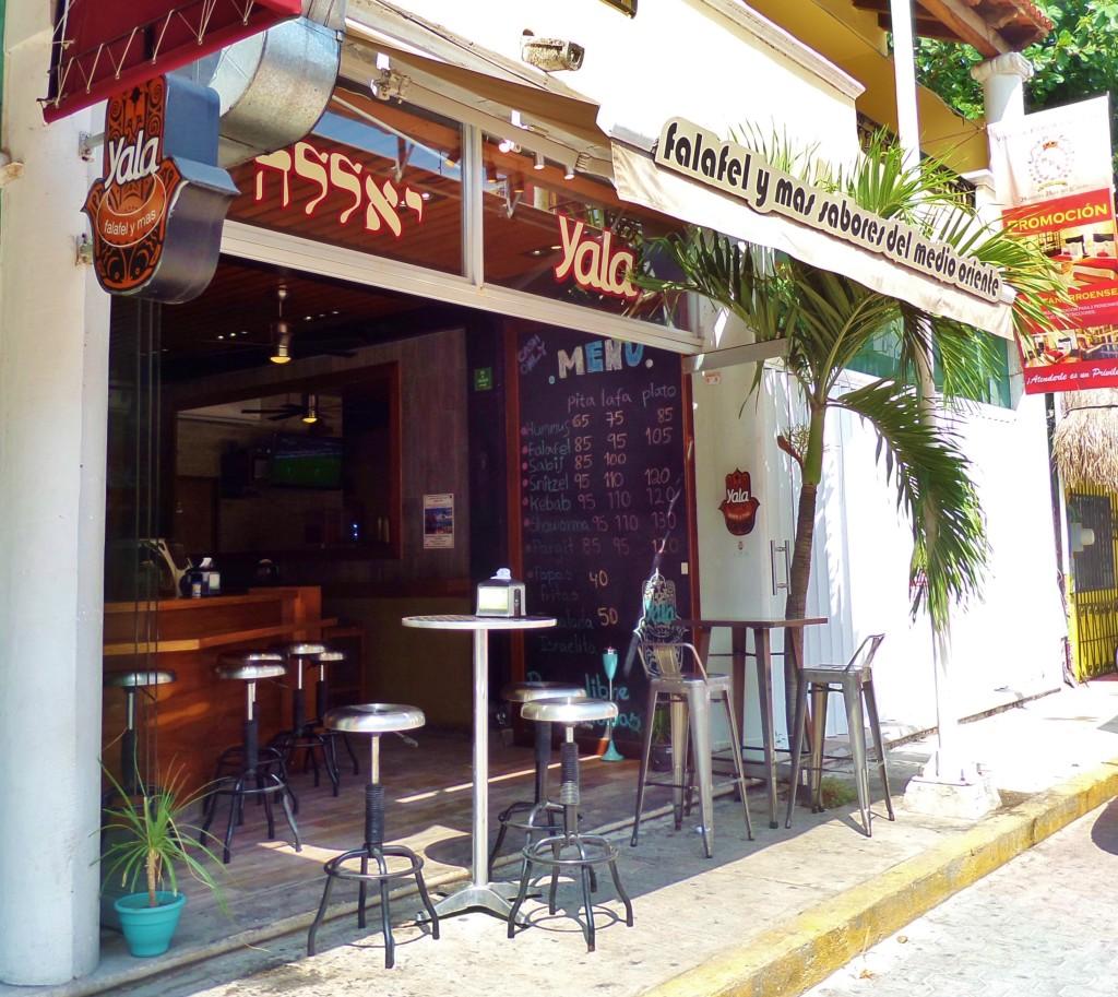 Yala Restaurant, Playa del Carmen