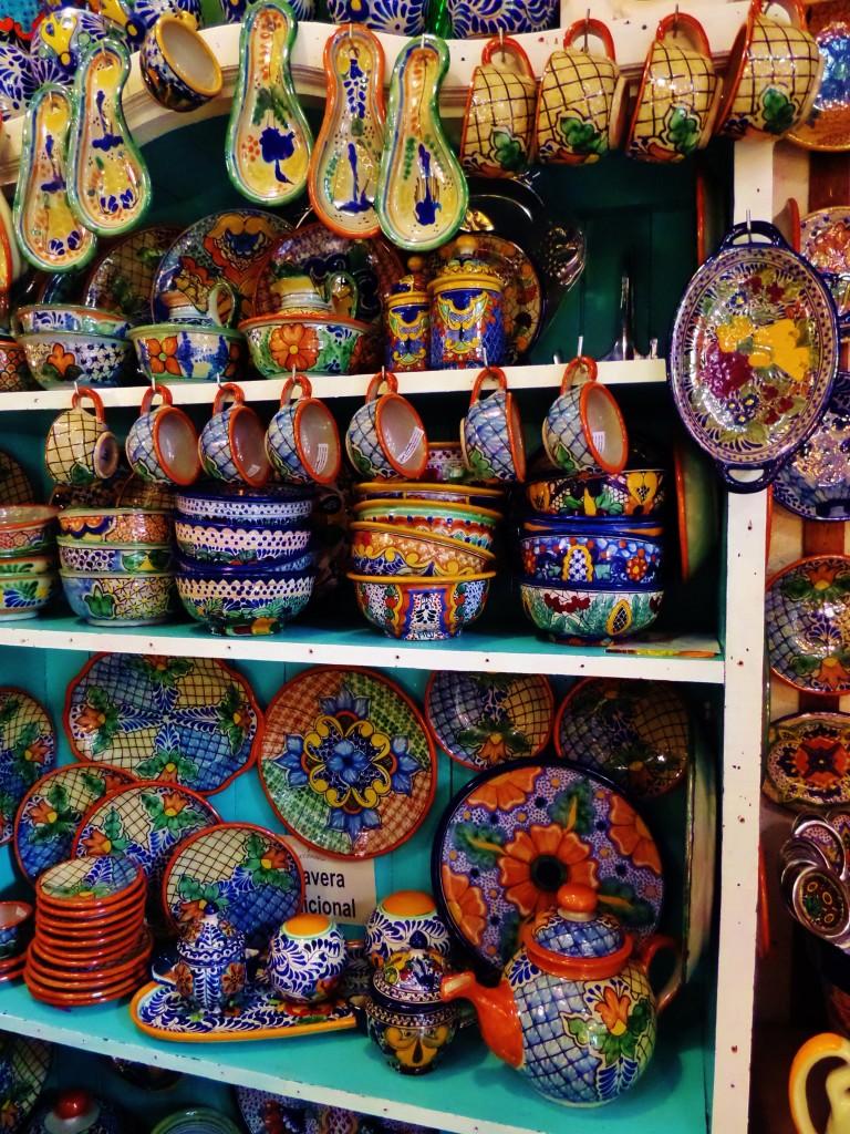 Siete Detalles Store In Playa Del Carmen Selling Mexican