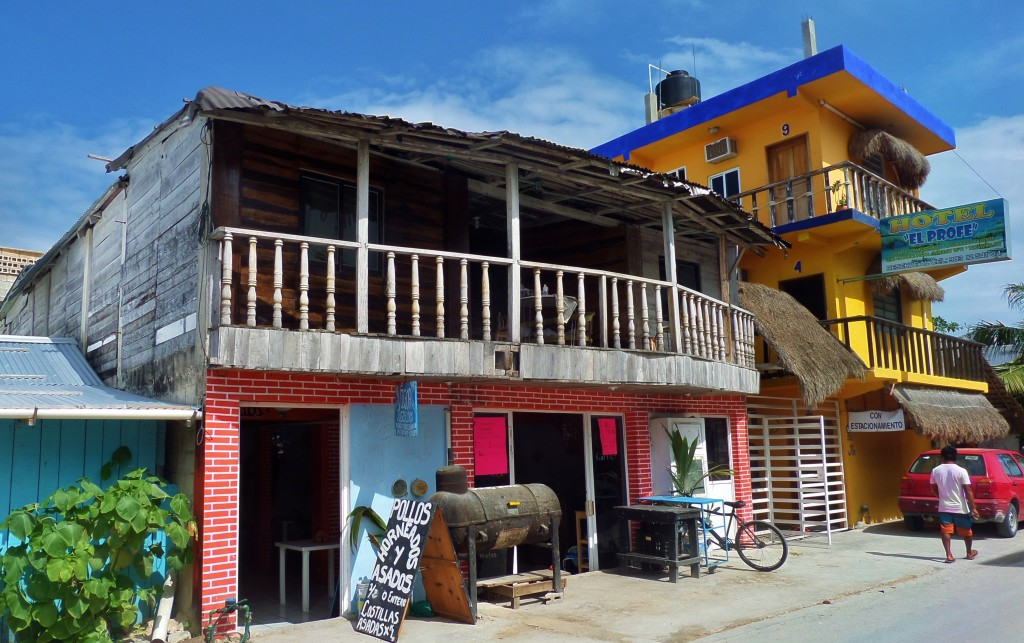 Mahahual, costa Maya