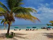 Mahahual, Costa Maya, beach