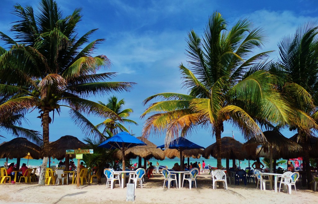 Mahahual, beach club