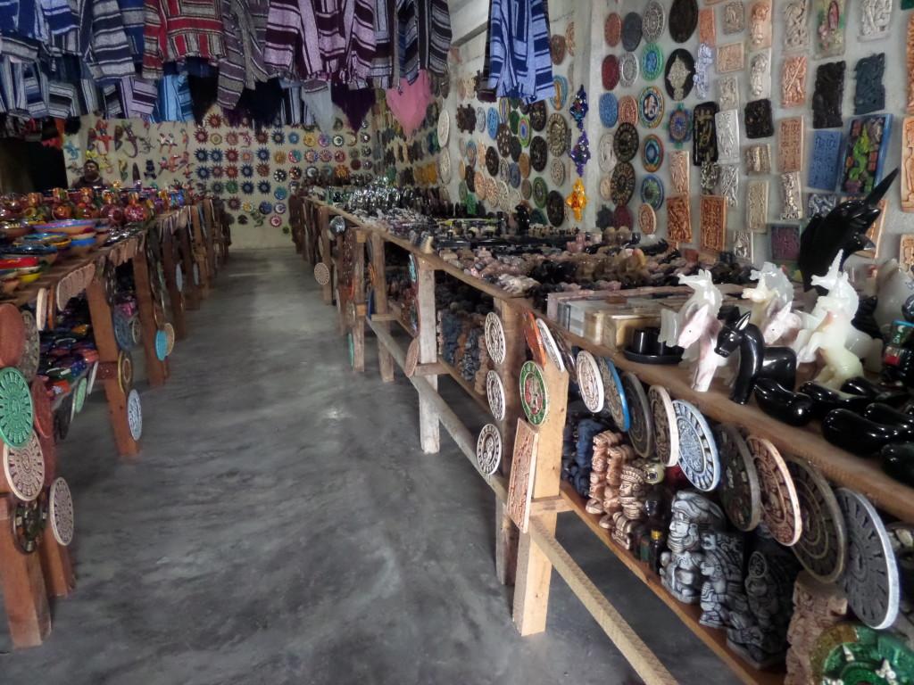 Shopping, Yucatan