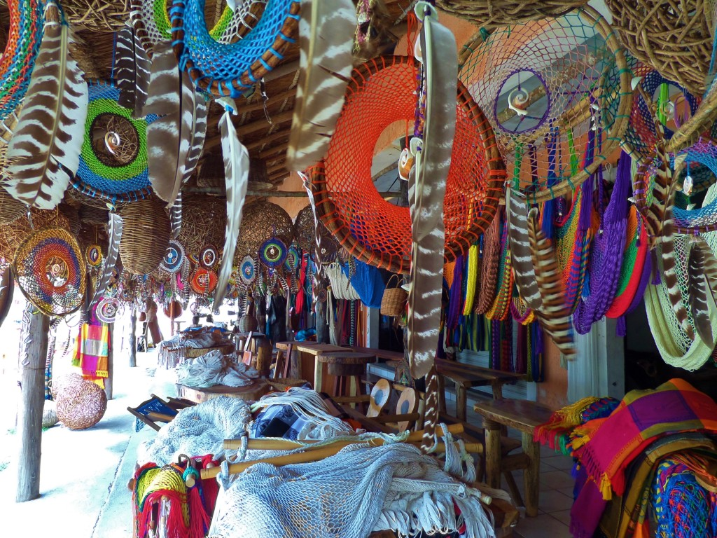 Shopping in the Yucatan